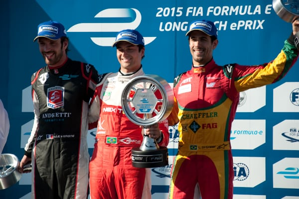 2015 FIA Formula E Long Beach