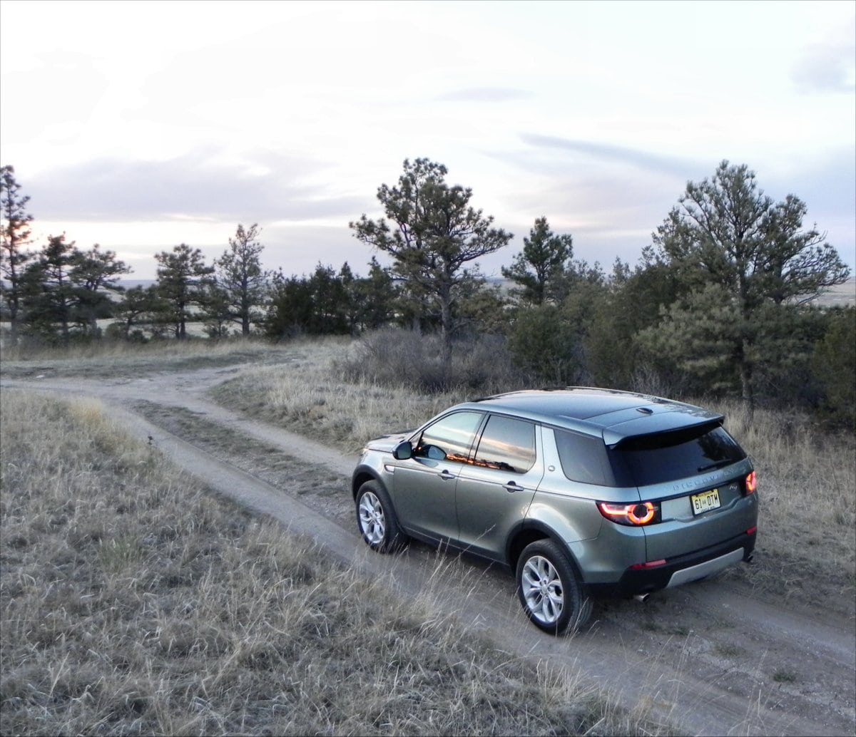2015 Land Rover Discovery Sport Is All Rover, With A
