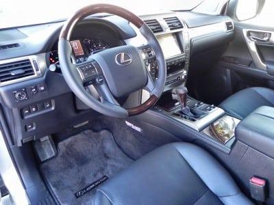 2015 Lexus Gx 460 Is A True Sport Utility