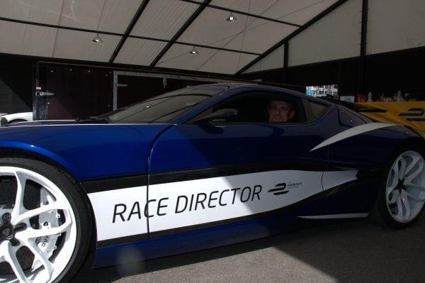 FIA Formula E ePrix Nicolas Rimac Concept One