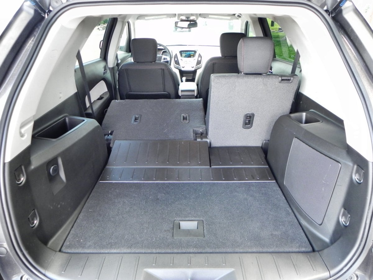 2016 Chevy Equinox Interior Dimensions Best Accessories Home 2018
