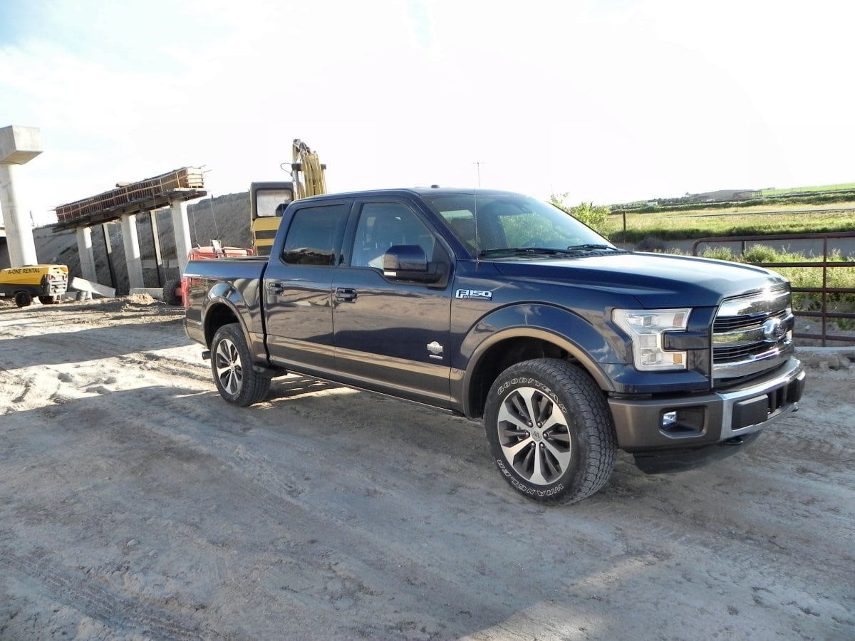 2017 Ford F 150 King Ranch Is Comfortable Aluminum Muscle