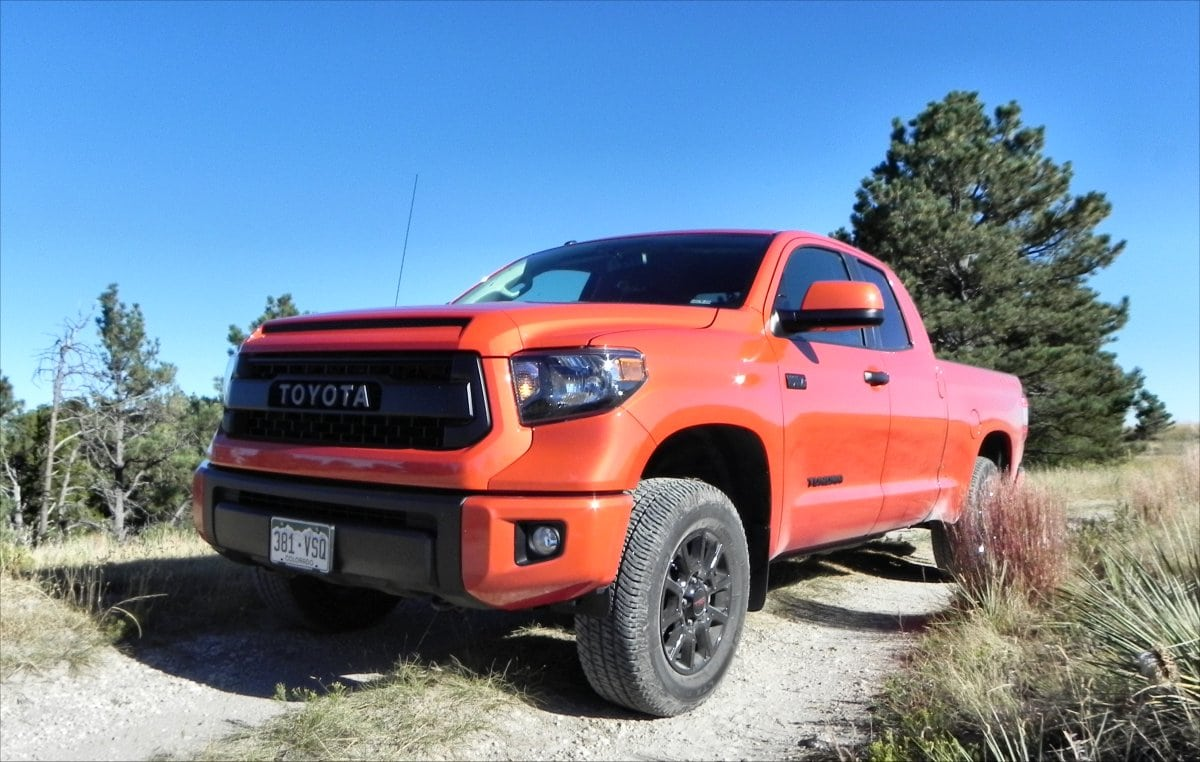 2015 toyota tundra trd pro is a get anydamnwhere machine. Black Bedroom Furniture Sets. Home Design Ideas