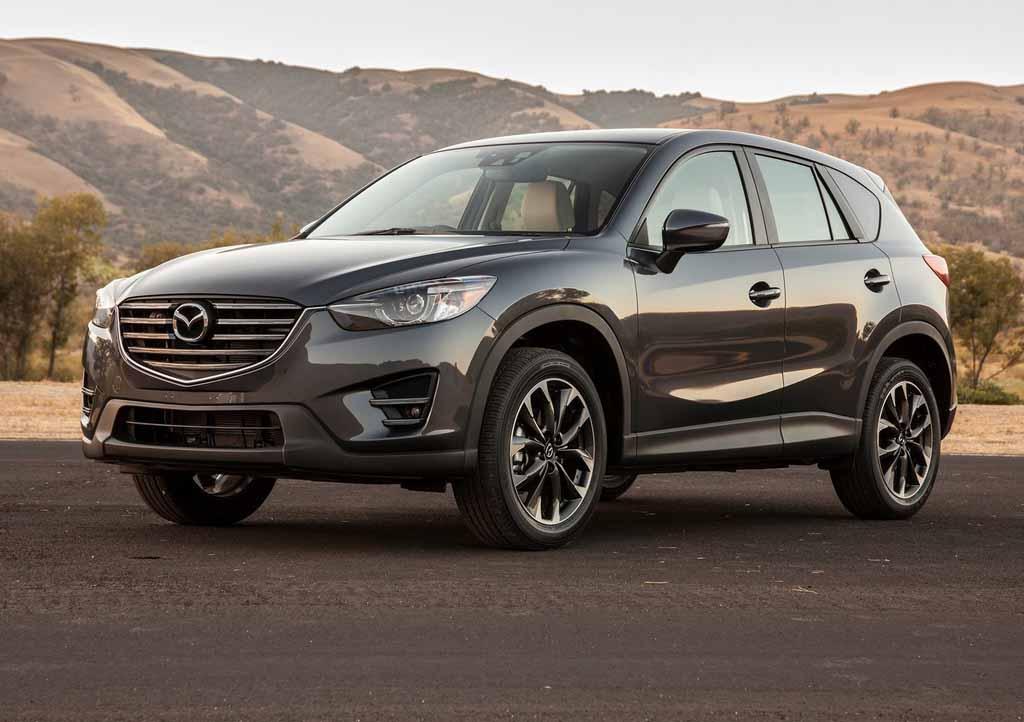 2013-2016 Mazda CX-5 Recalled for Fuel Leak Issue - CarNewsCafe