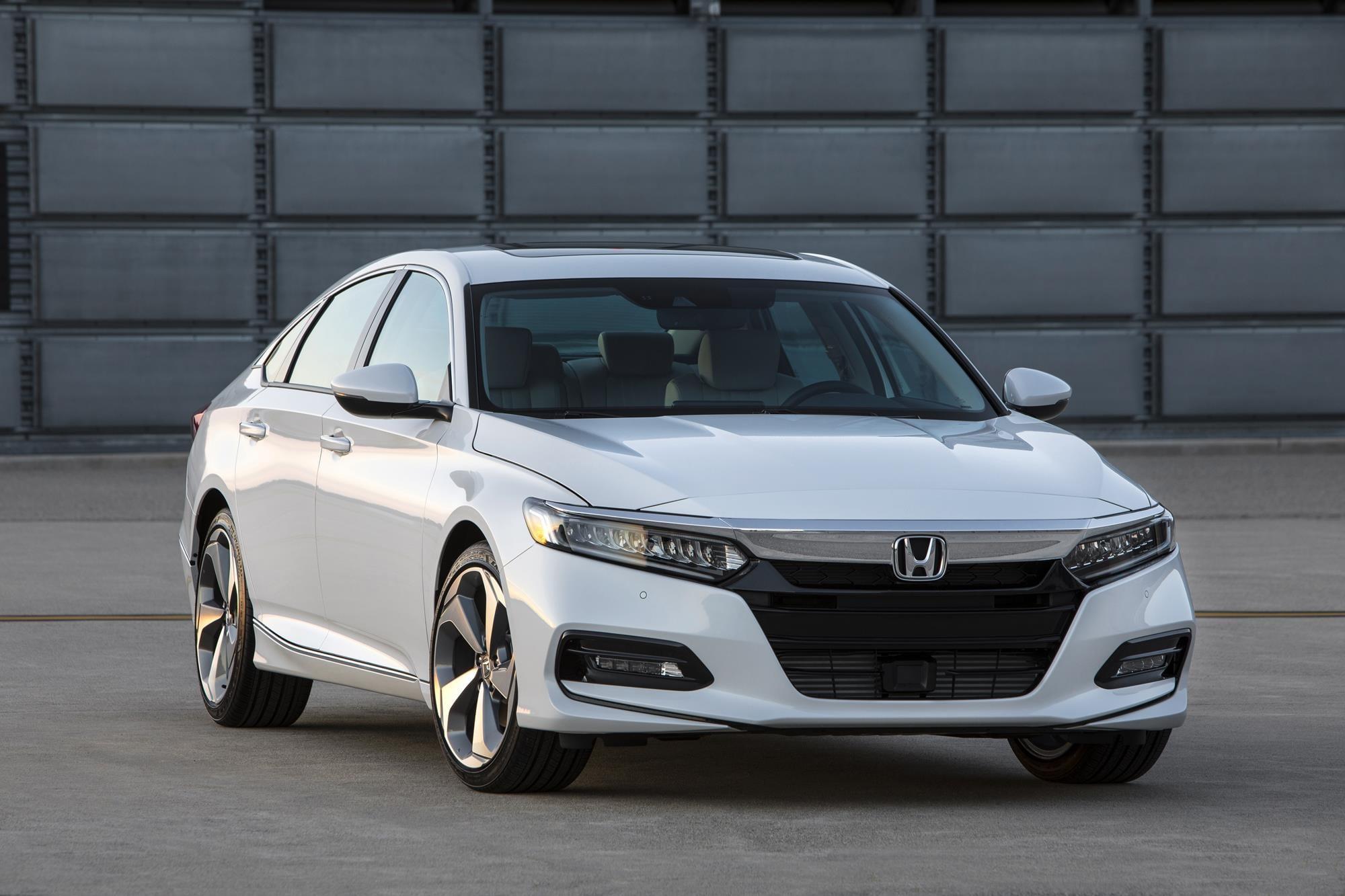 2018 Honda Accord Completely Redesigned - CarNewsCafe.com