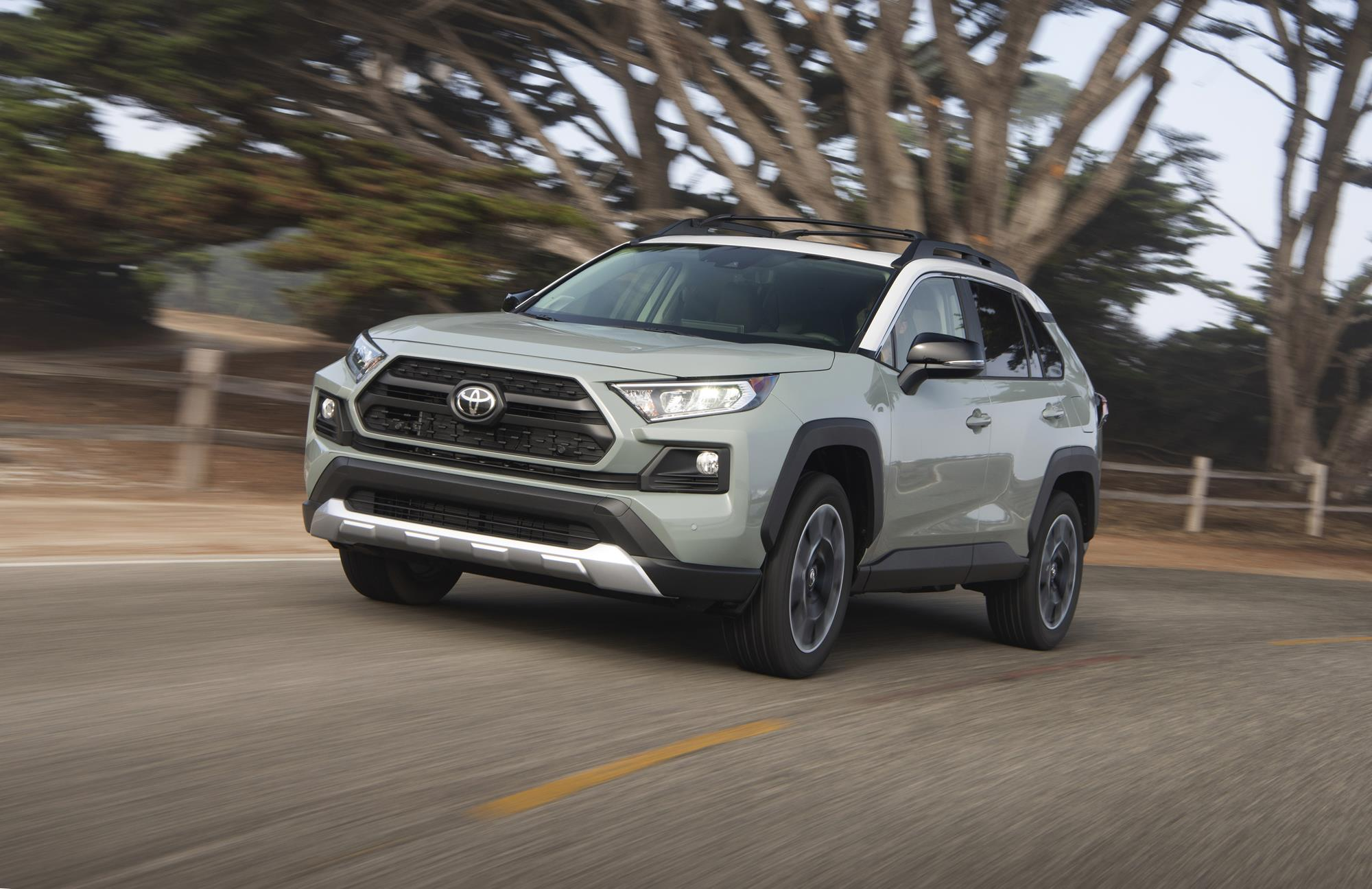 All New 2019 Toyota Rav4 Breaks Cover Carnewscafe