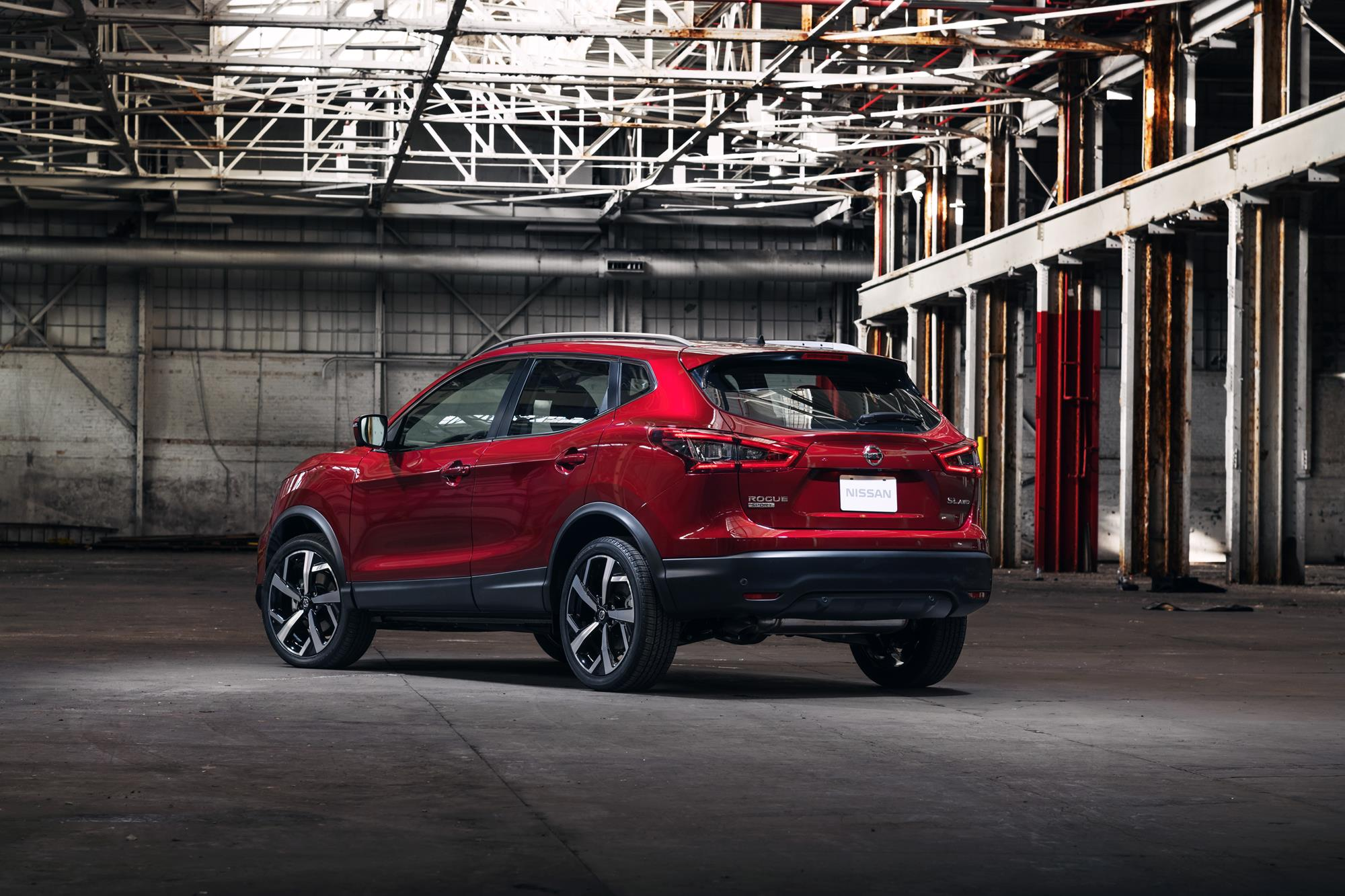 2020 Nissan Rogue Sport changes styling, adds safety ...