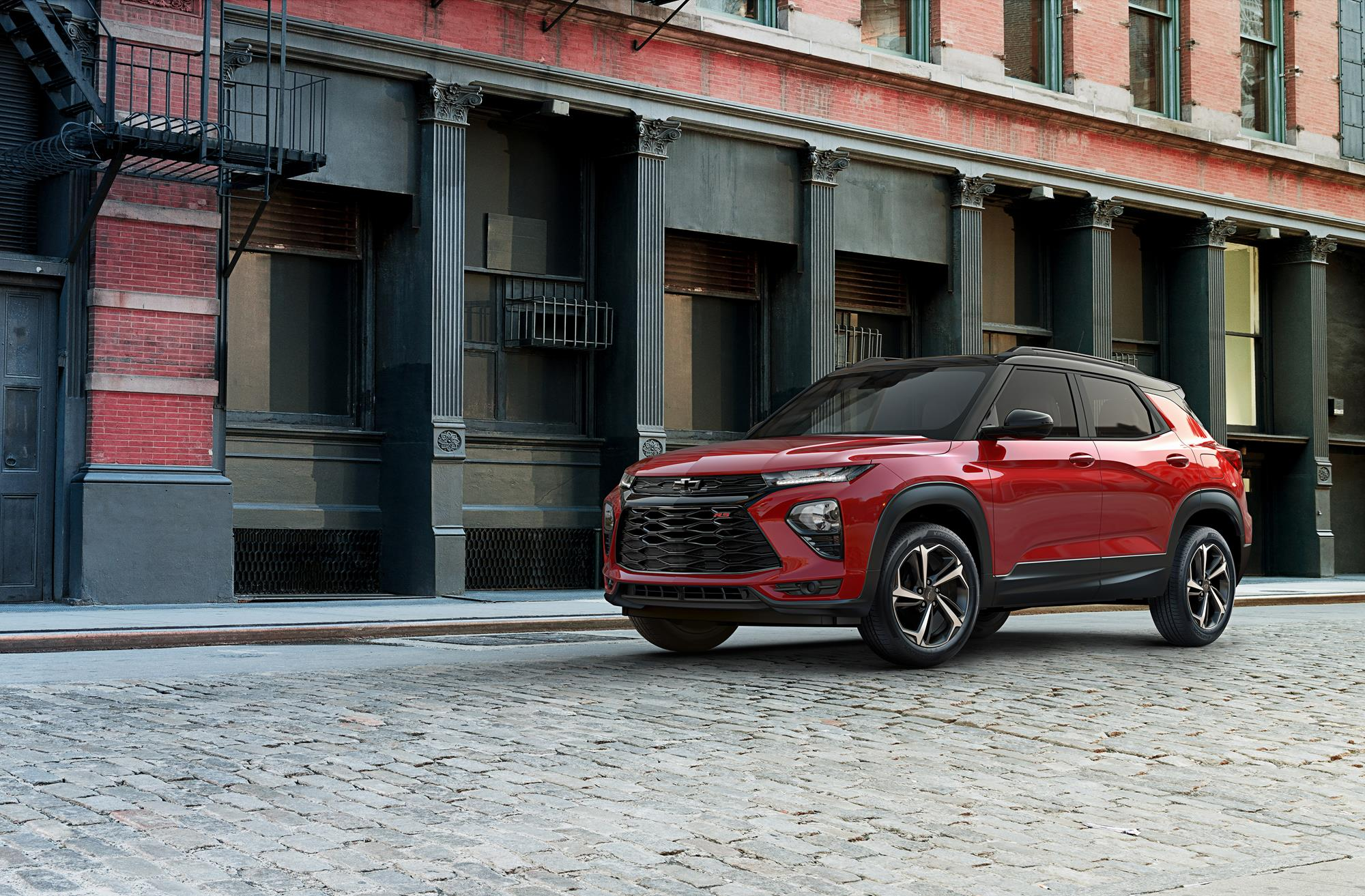 Chevrolet Unveils All-New 2021 Trailblazer SUV - CarNewsCafe